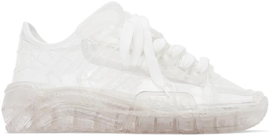 Transparent Skate Sneakers