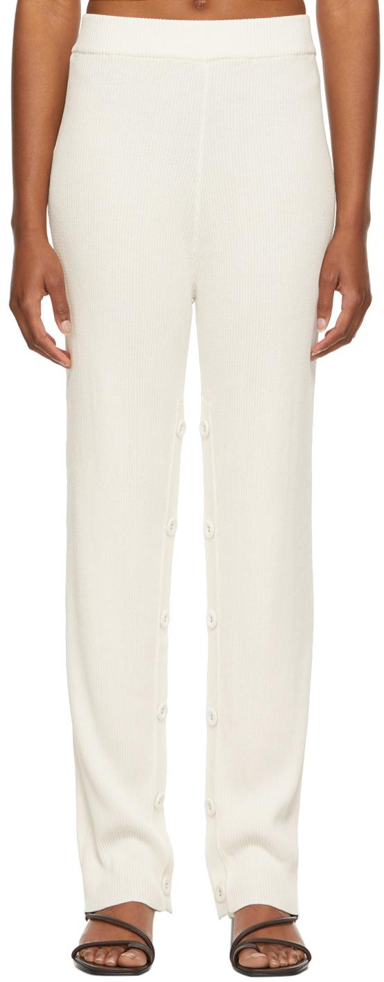 Off-White Deconstruct Knit Lounge Pants