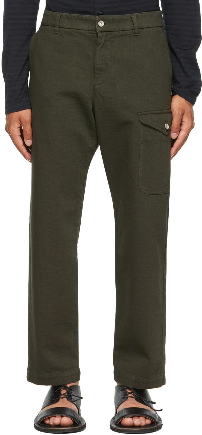 Khaki Tepa Tober Cargo Pants