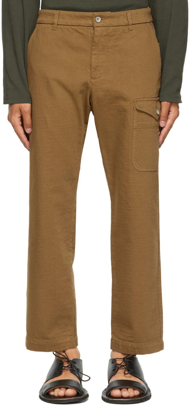 Tan Tepa Tober Cargo Pants