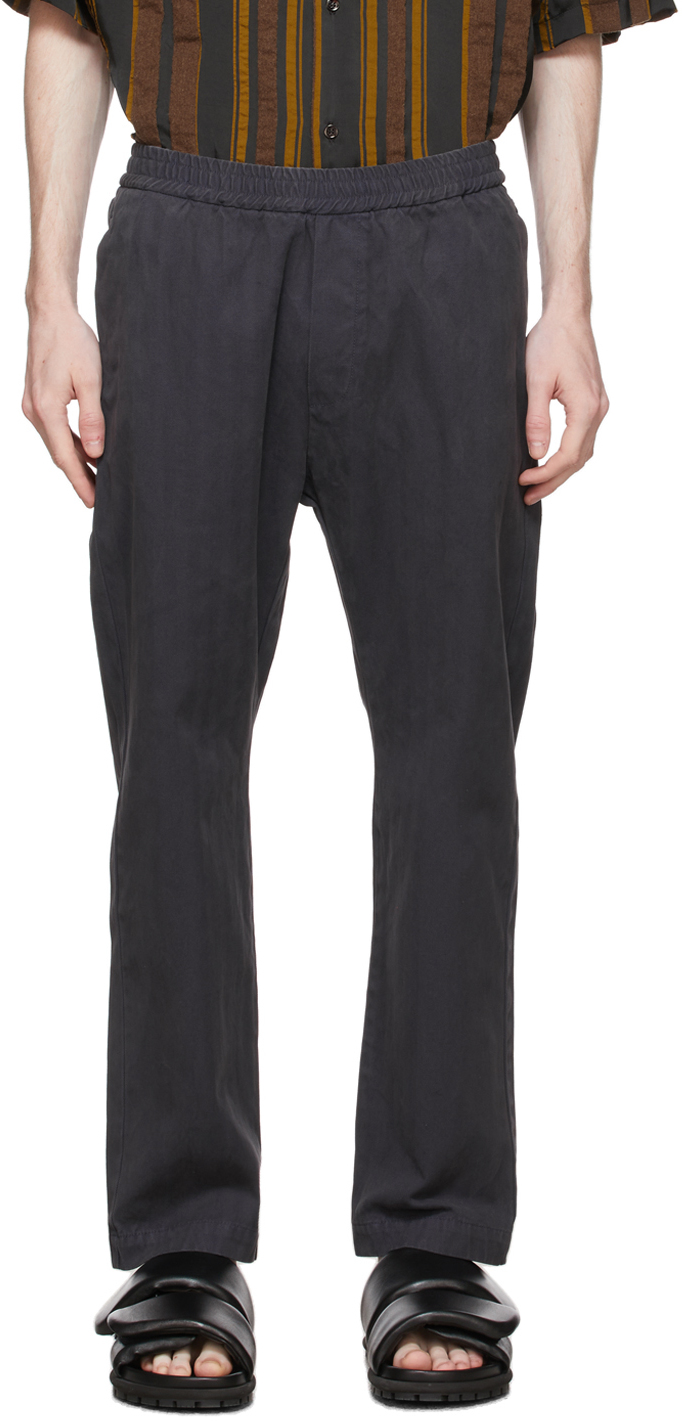 Purple Bativoga Brula Trousers