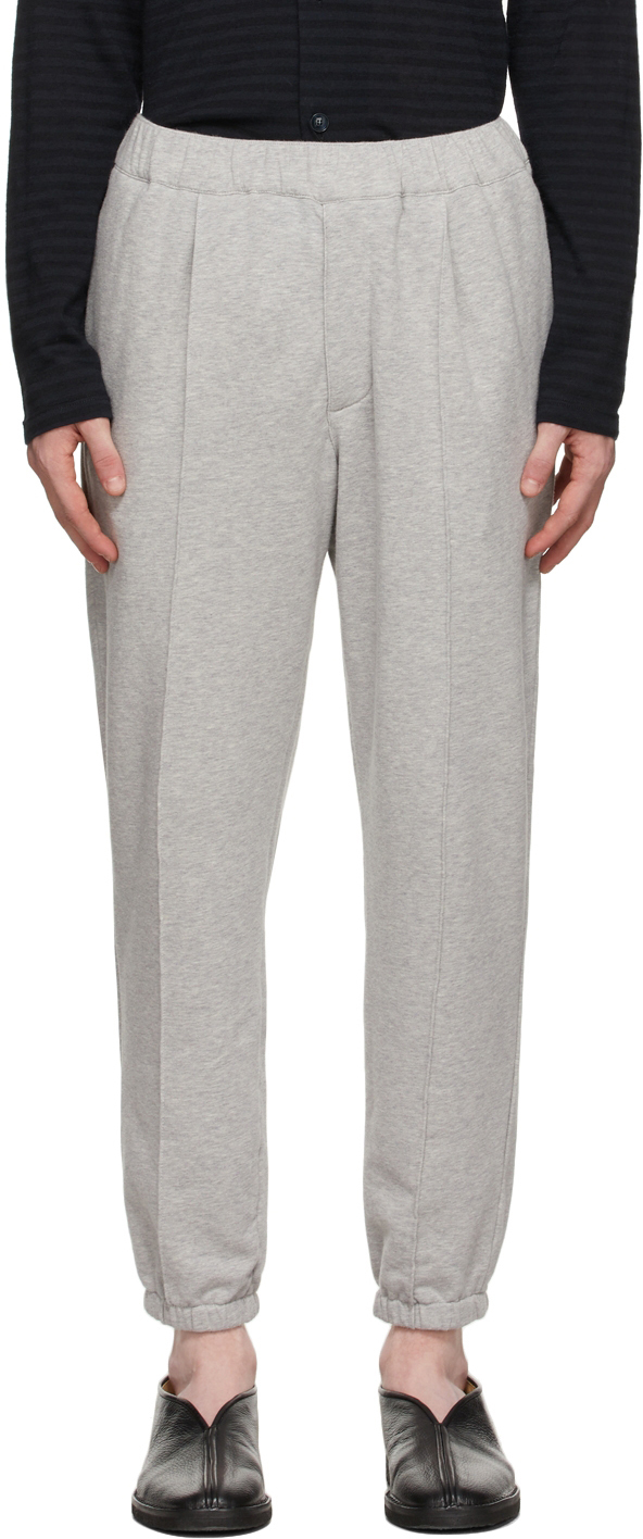 Grey Relaxed Trousers