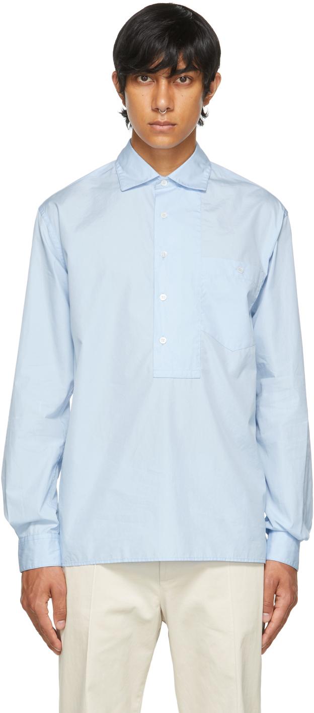 Blue Libarol Bagio Shirt