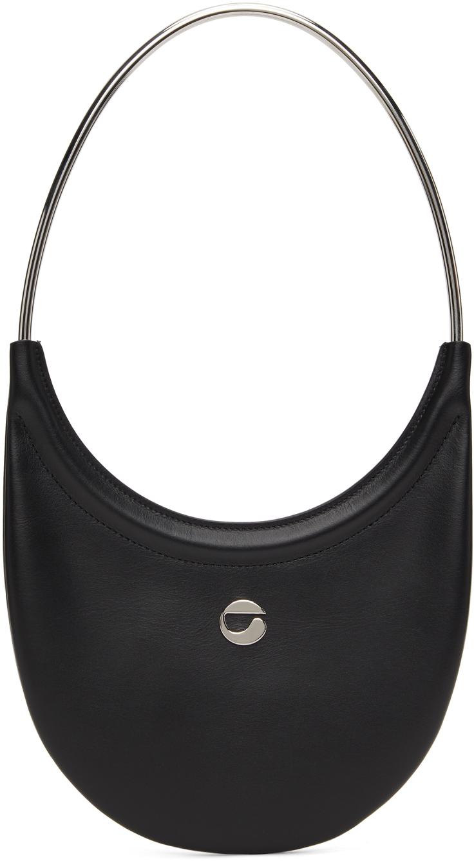 Black Ring Swipe Bag