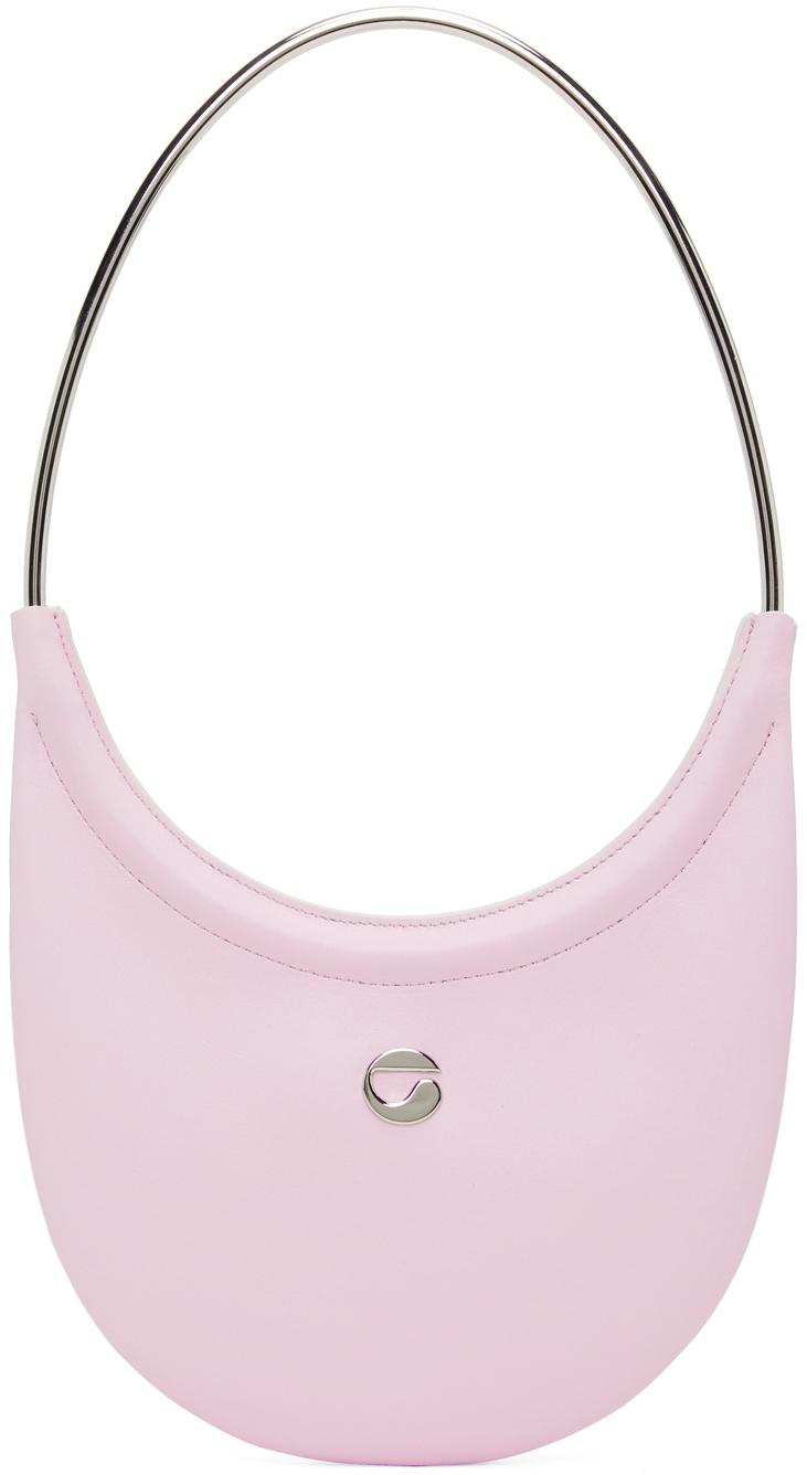 Pink Ring Swipe Bag