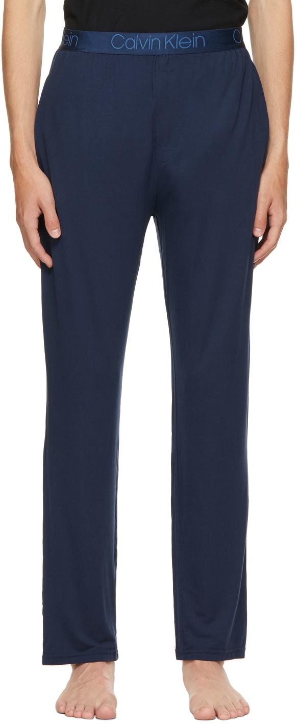 Navy Modal Ultra-Soft Lounge Pants