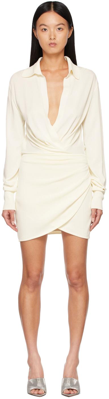 Gauge81 Off-White Nojas Dress