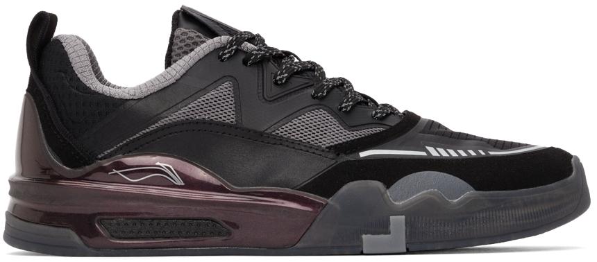 Black & Grey Erik Ellington Edition Ellington Pro Sneakers
