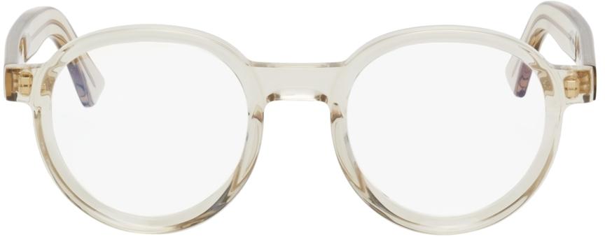 Beige 1384 Glasses