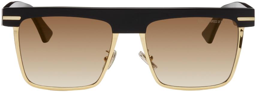 Black & Gold 1359 Sunglasses