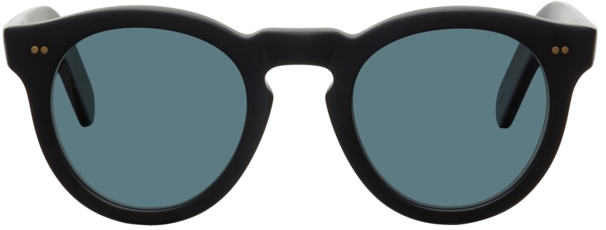 Black Matte 0734 Sunglasses