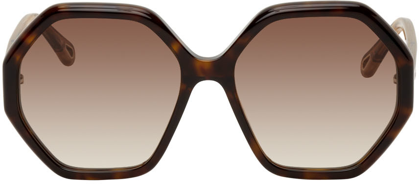 Brown Esther Sunglasses