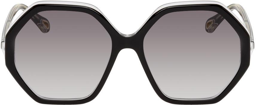 Black Esther Sunglasses