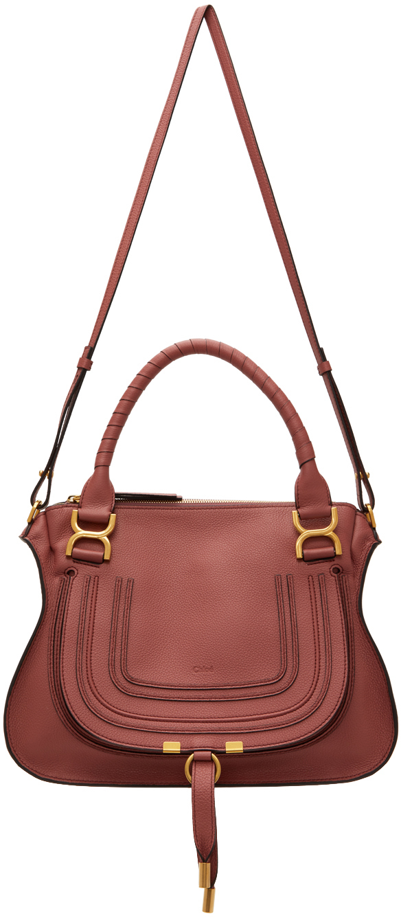 Pink Marcie Hand Bag
