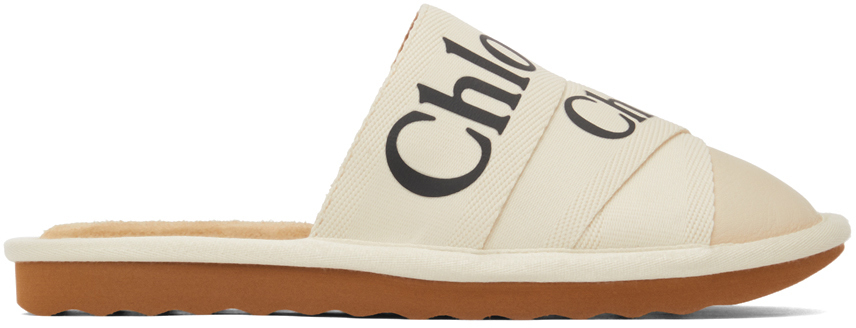 Off-White Woody Slippers