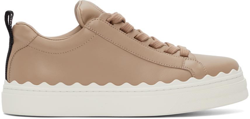 Pink Lauren Sneakers