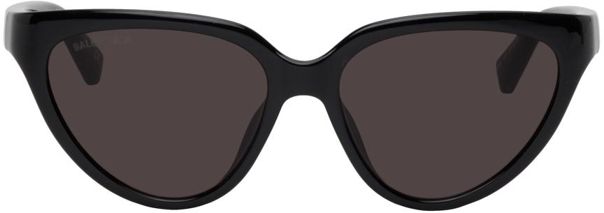 Black Side Cat Sunglasses