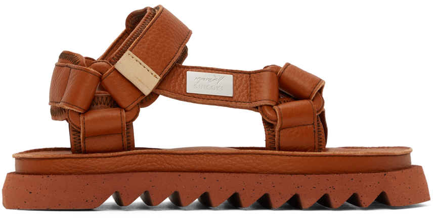 Marsèll Red Suicoke Edition DEPA MMSU01 Sandals