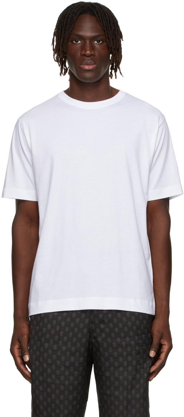 White Supima Cotton T-Shirt