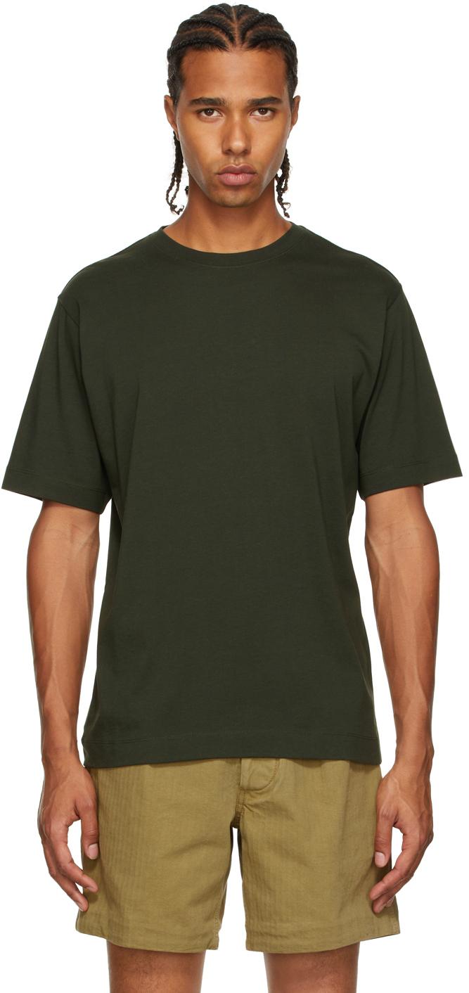 Green Supima Cotton T-Shirt