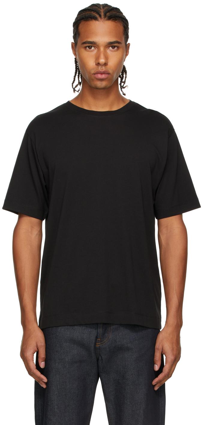 Black Supima Cotton T-Shirt