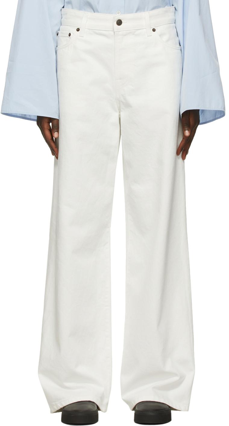 White Egli Jeans