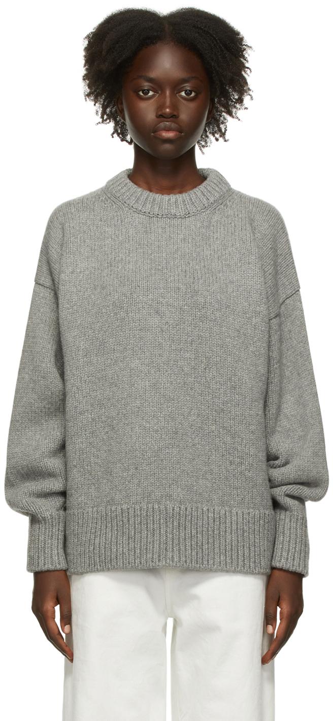 Grey Ophelia Sweater