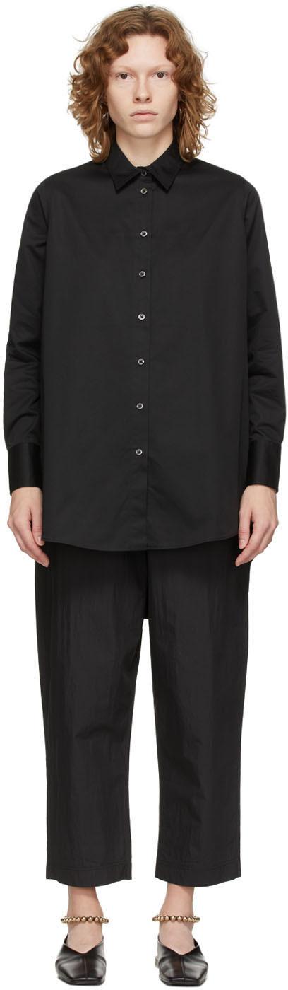 Black A-Line Shirt