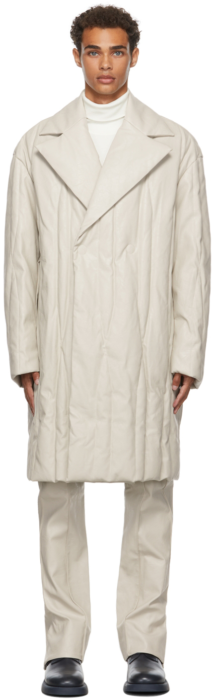 Down Poly Coat