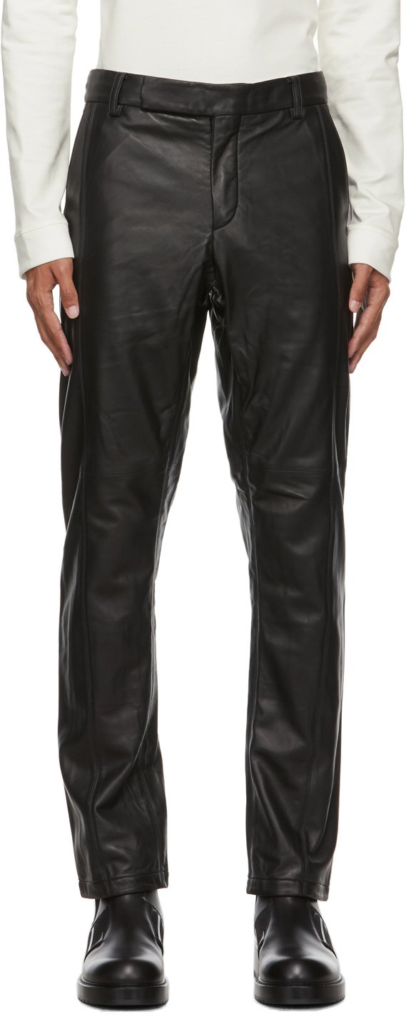Sheep Leather Trousers