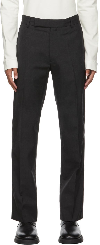 Seam Detail Trousers