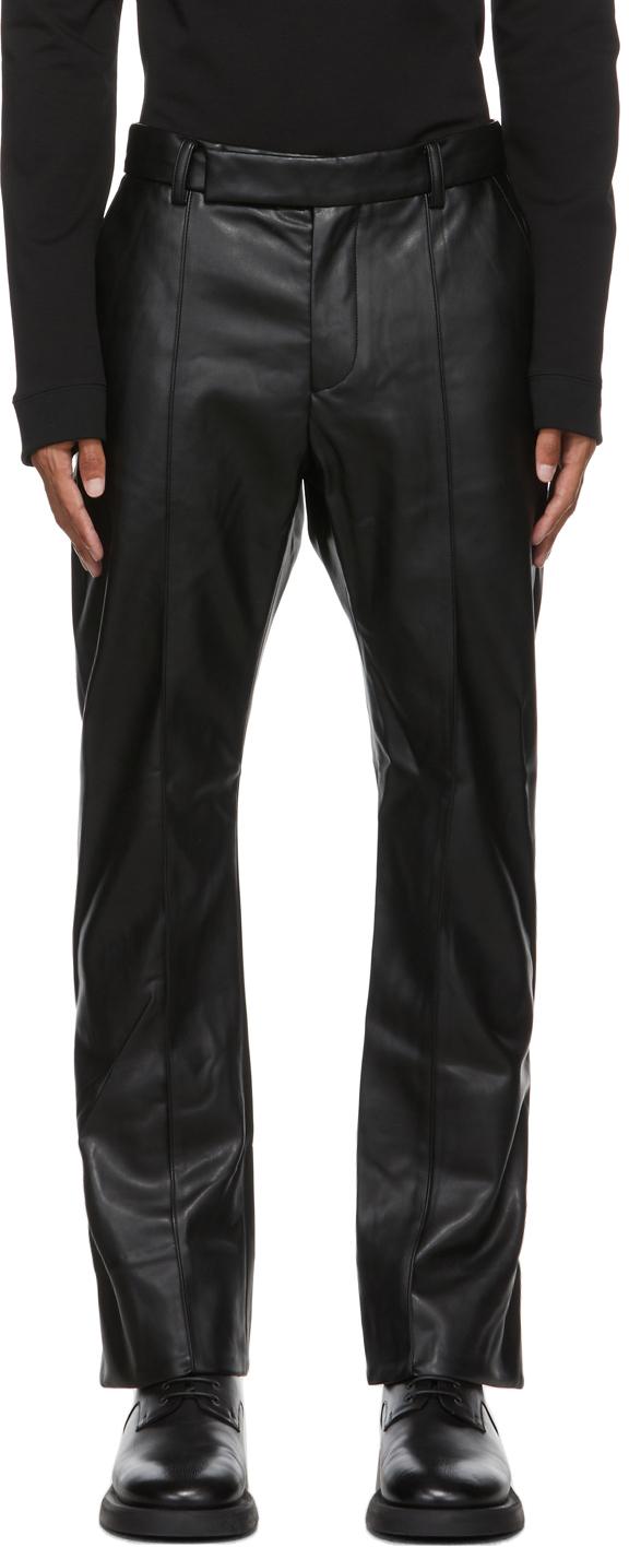 Poly Split Trousers