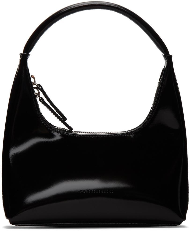 Black Mini Shoulder Bag
