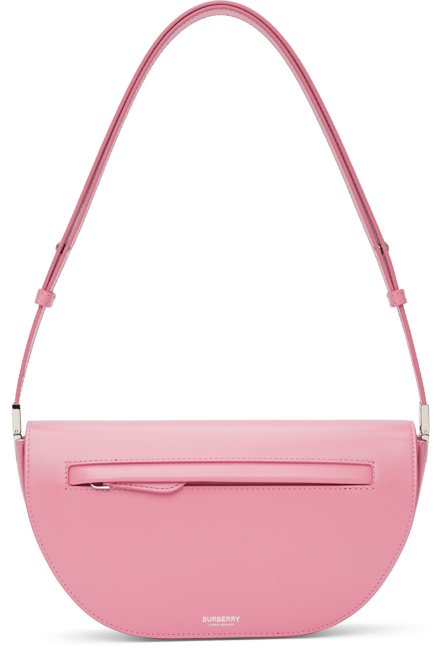 Small Leather Olympia Shoulder Bag