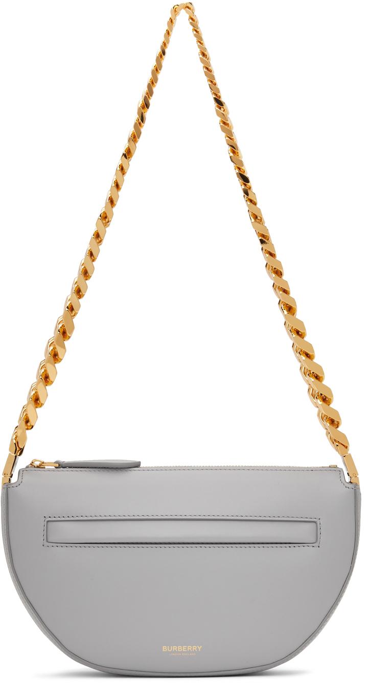 Mini Olympia Zip Chain Shoulder Bag