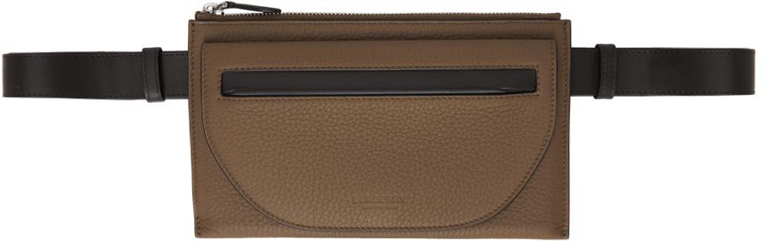 Brown Olympia Belt Bag