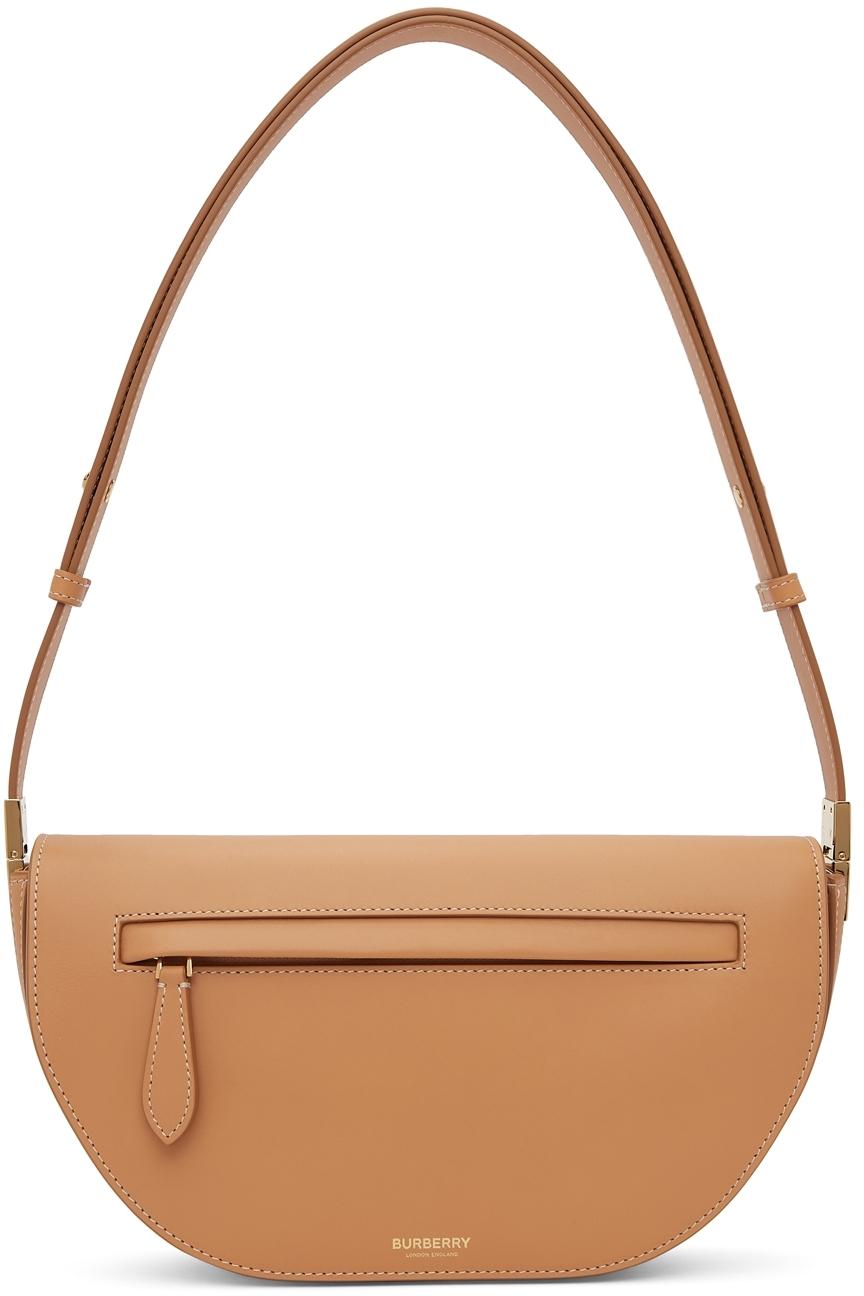 Tan Small Olympia Bag