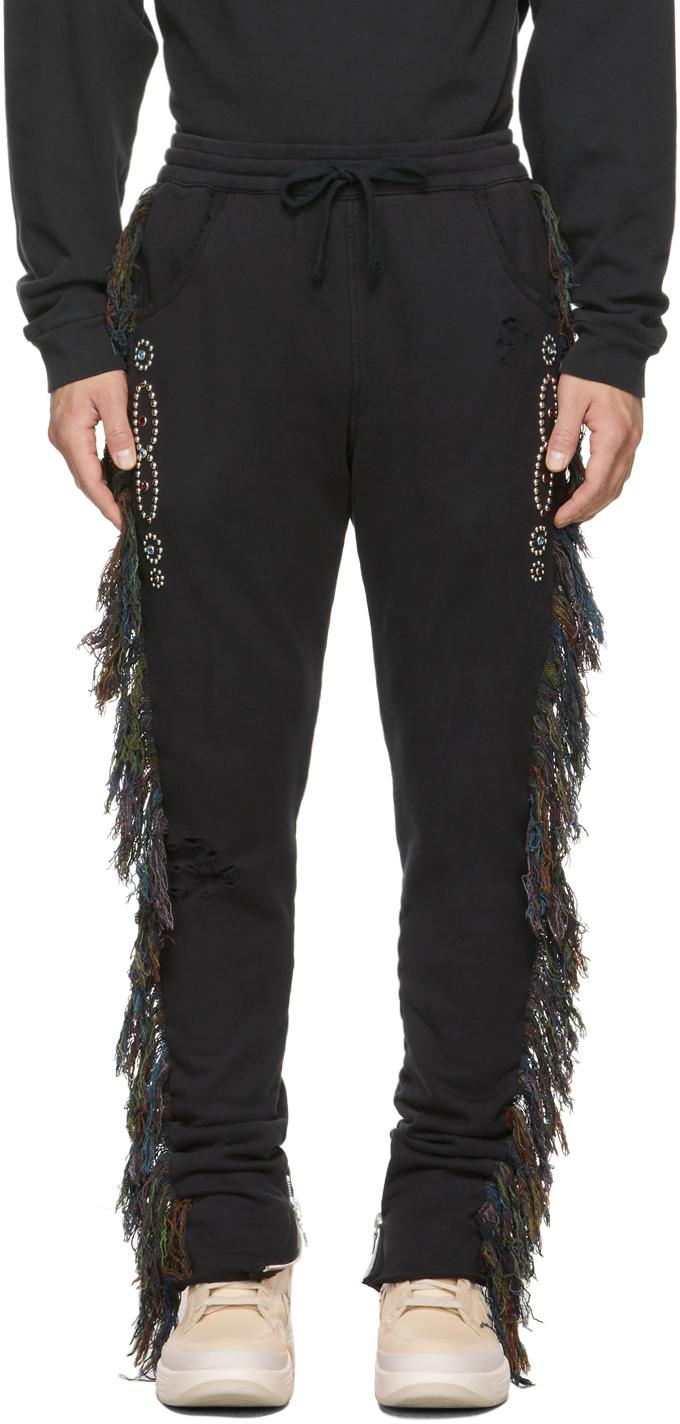 Black SX Riders Lounge Pants