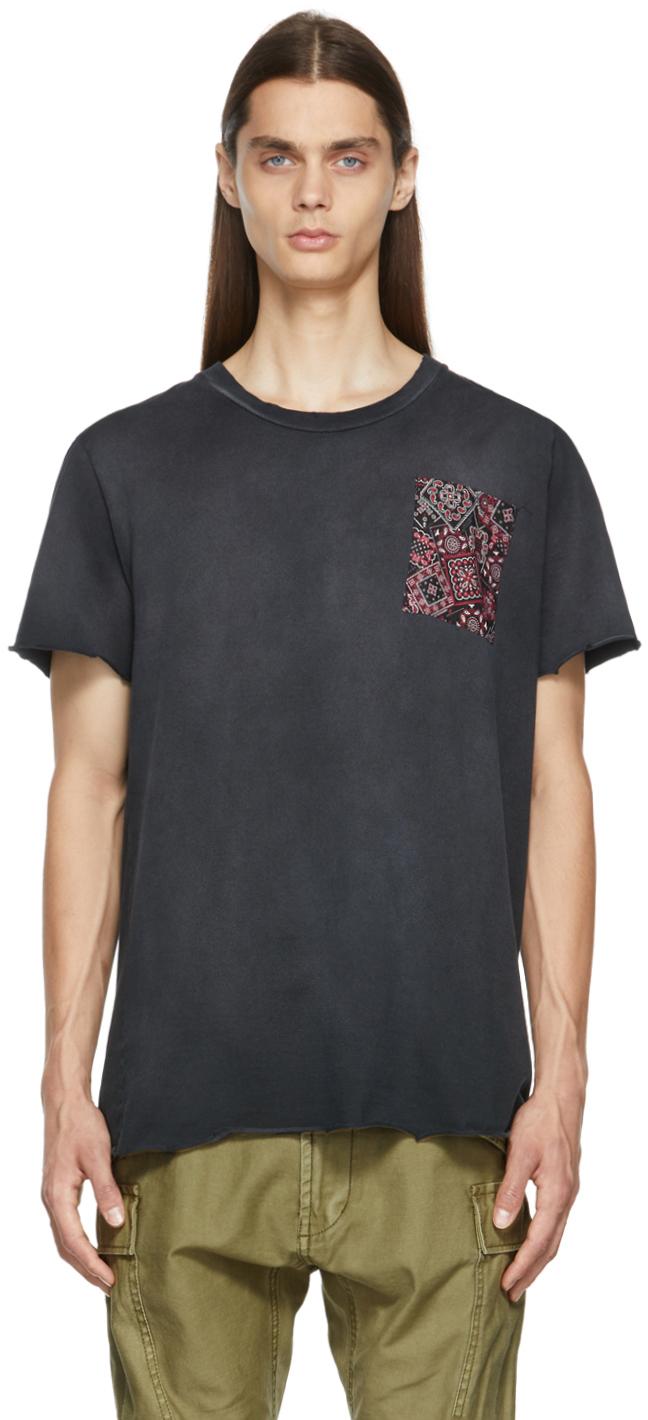 Black Bobby T-Shirt