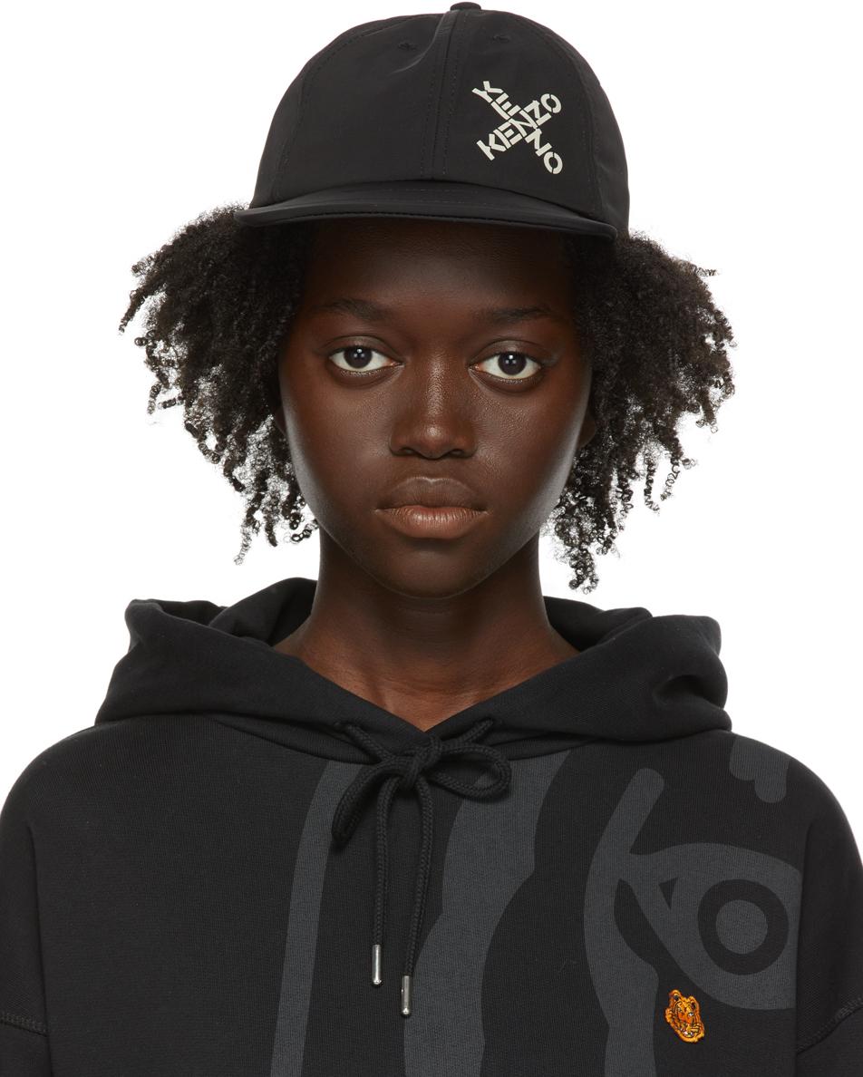 Black Sport Baseball Cap