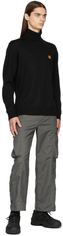 Kenzo Tiger Crest タートルネック セーター