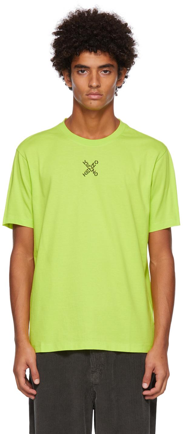 Green Sport Little X T-Shirt