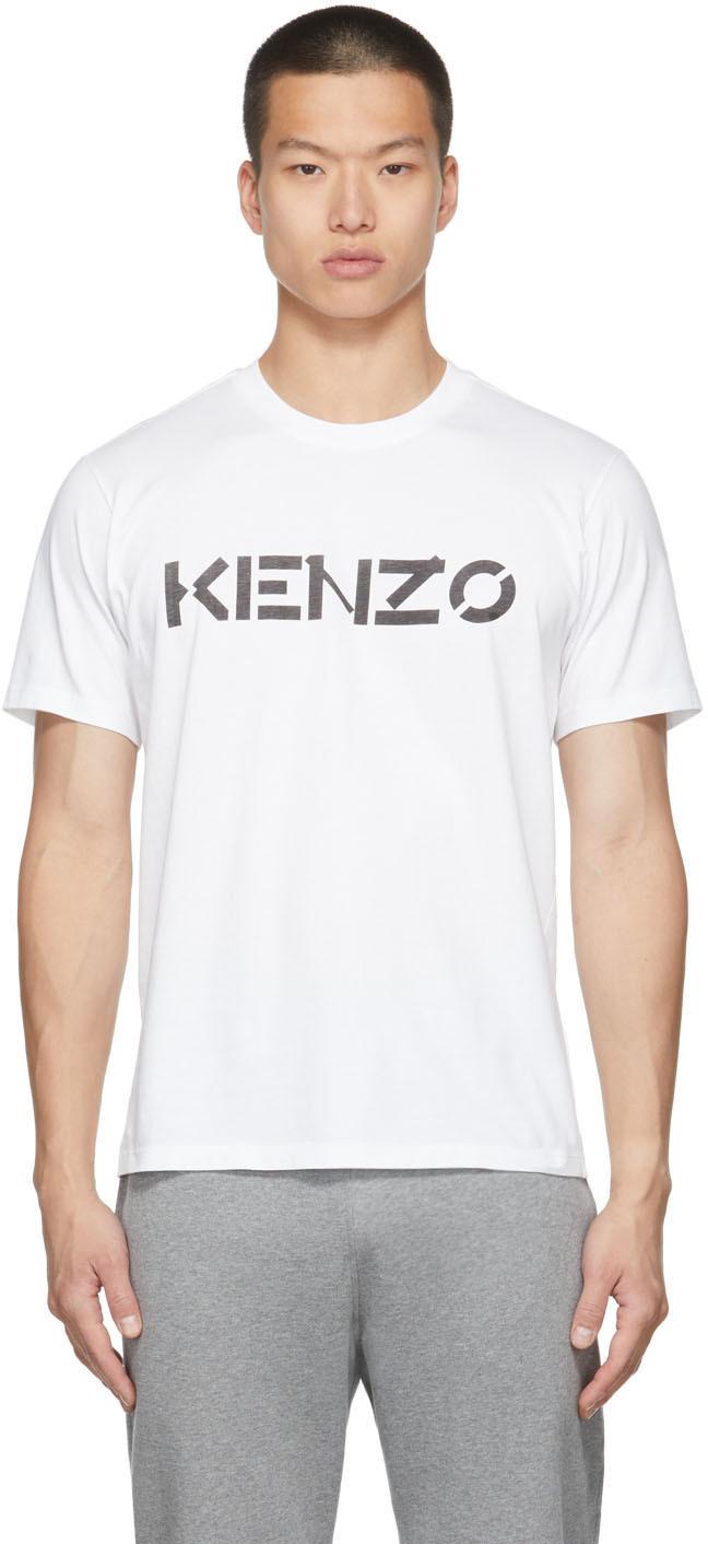 White Logo T-Shirt