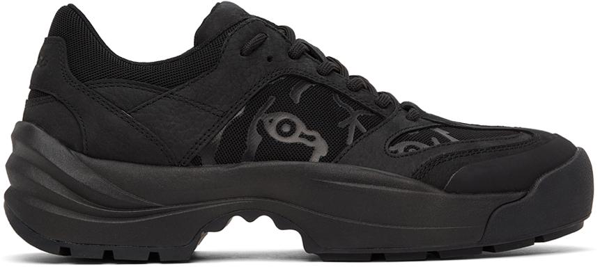 Black Work Sneakers