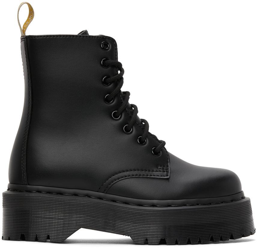 Black Vegan Jadon II Mono Boots