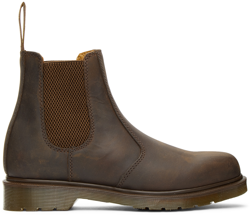 Brown 2976 Chelsea Boots