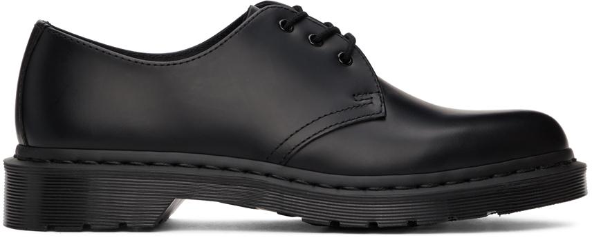 Black 1461 Mono Derbys