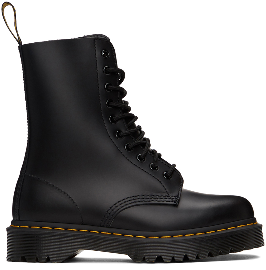 Black 1490 Smooth Bex Boots