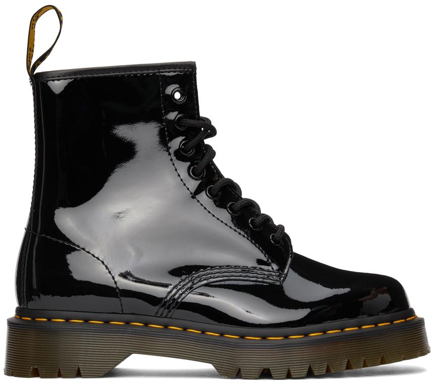 Black Patent 1460 Bex Boots