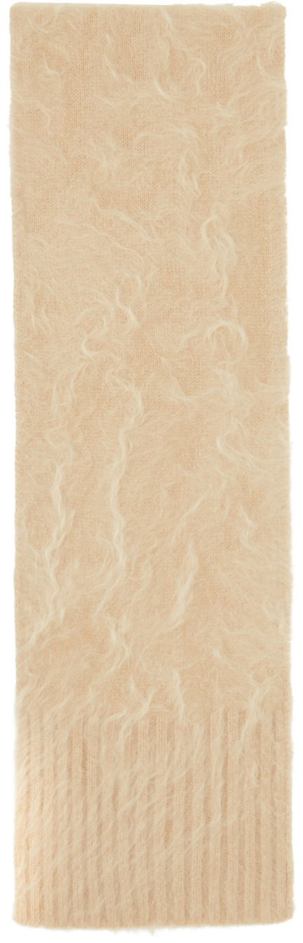 SSENSE Exclusive Brushed Cashmere Scarf